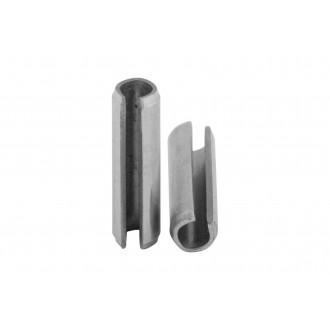 DIN 1481 3x18 A2 kołek nierdzewny sprężysty