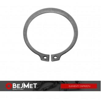 Pierścień nierdzewny zewnętrzny Ø 4mm DIN 471 A2