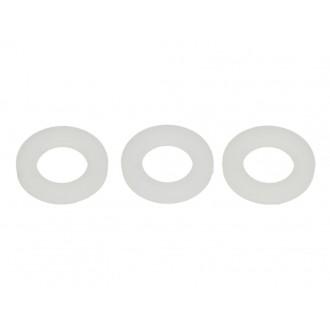 Podkładka płaska nylonowa M3 DIN 125