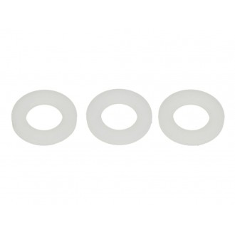 Podkładka płaska nylonowa M5 DIN 125