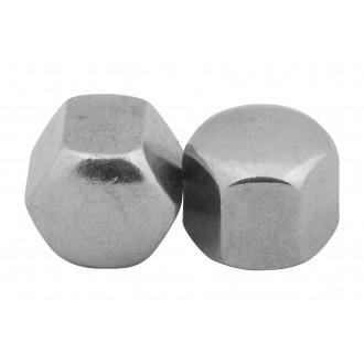 Nakrętka ślepa nierdzewna M20 DIN 917 A2