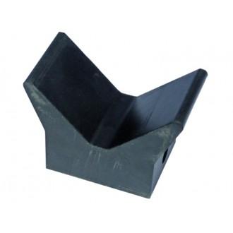 Rolka podłodziowa dziobowa 100x75mm