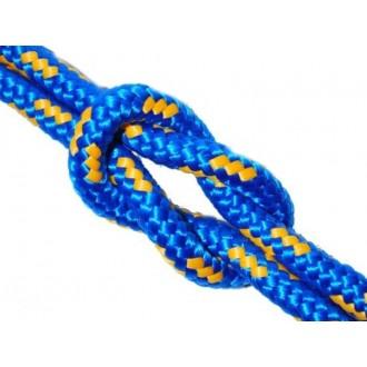 Lina polipropylenowa 8mm niebieska