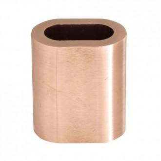 zacisk miedziany tulejkowy Ø 2mm