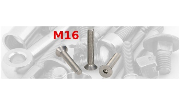 DIN 7991 A2 M16